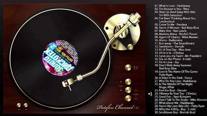 Golden Hits of Disco 80 90 Vol. 2 (Various artists)