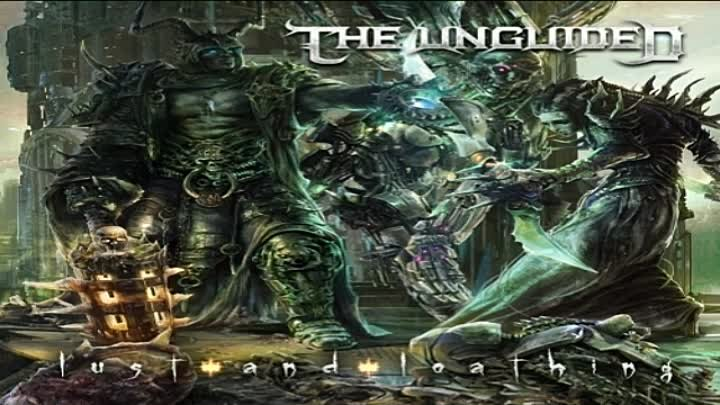 THE UNGUIDED - Lust And Loathing (2016) Modern Metal, MDM {SUÉCIA}