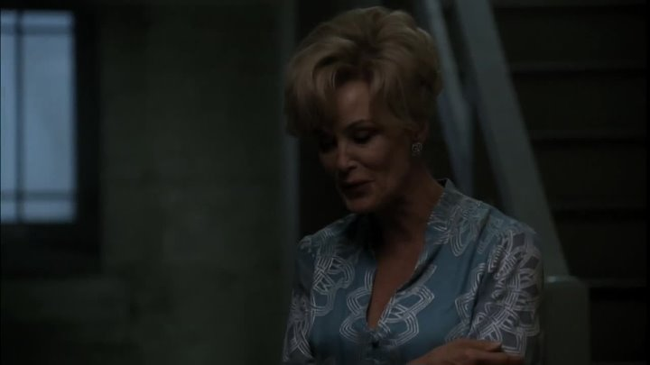 "Constance Langdon: ""I got your flowers. They smelled of the gas station where you got them. Red roses?""(American Horror Story)"