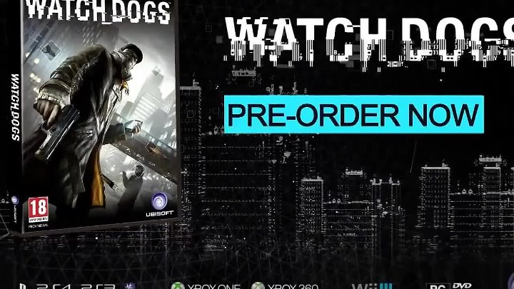 Watch dogs trailer на русском