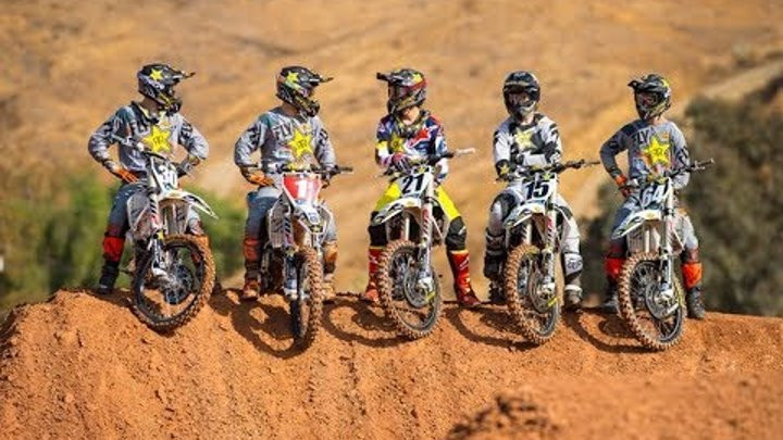 Supercross is awesome 2018