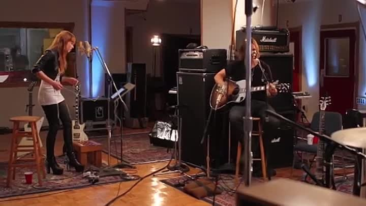 Halestorm - Empire State Of Mind (Jay-Z cover) captured in The Live Room