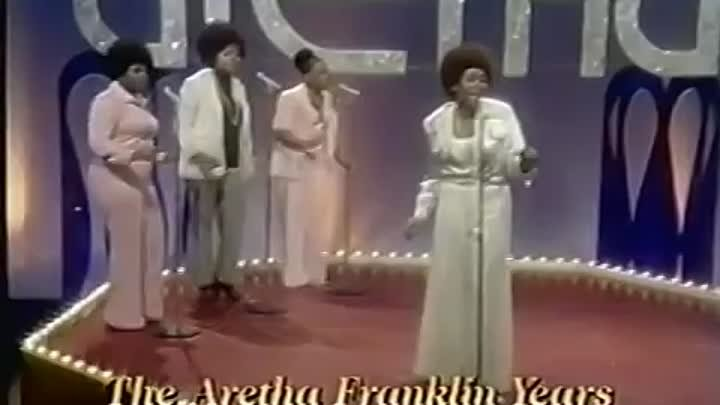 Patti LaBelle & Luther Vandross performance - The Aretha Franklin Years