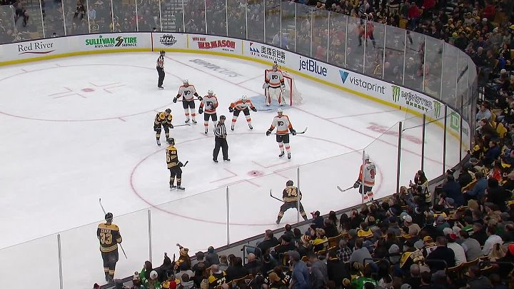 NHL - Philadelphia Flyers @ Boston Bruins - 31.01.2019