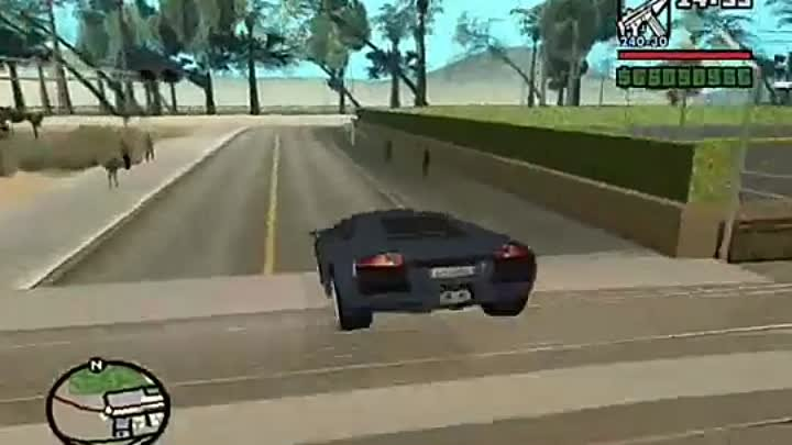 GTA San Andreas Car MOD