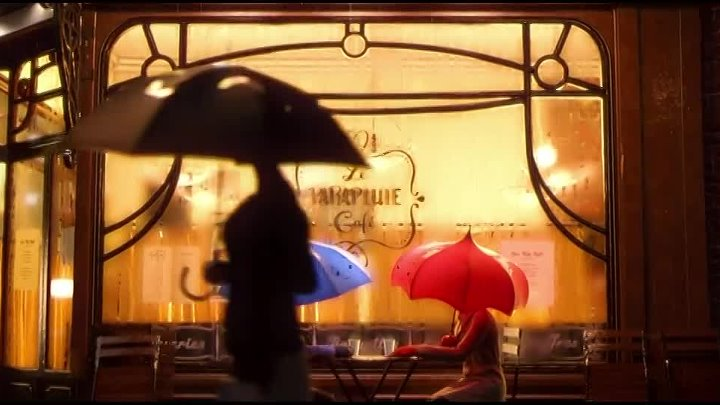 Синий зонтик _ Blue umbrella 2013 HD (Pixar)