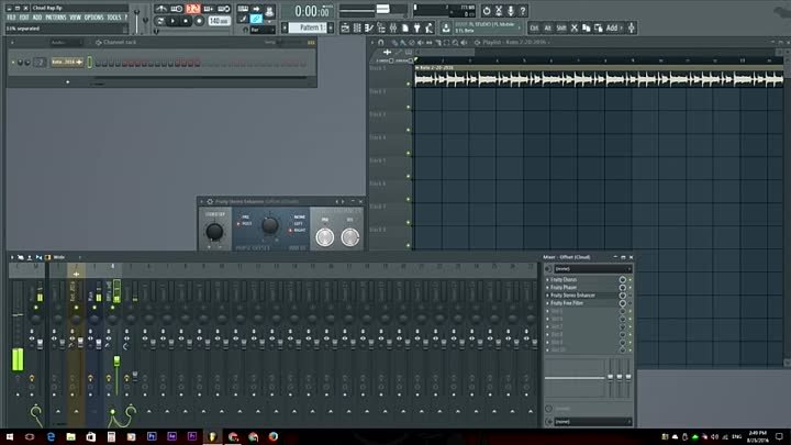 Vocal Effect Tutorial - How To Sound Like Cloud Rappers
