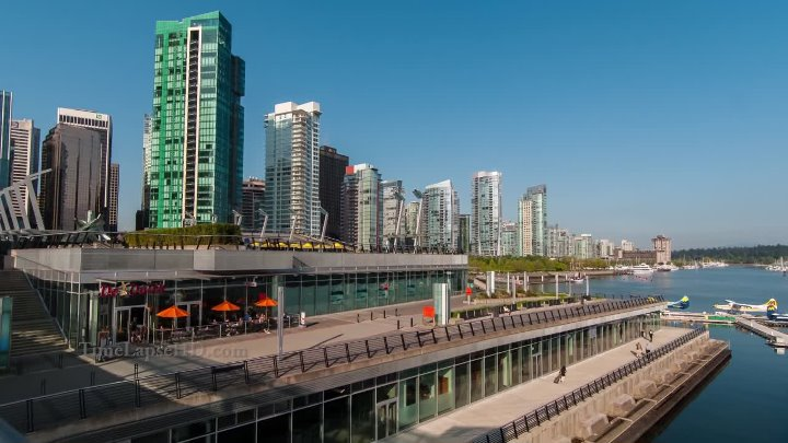 "Vancouver City 2 ""Home"" (UltraHD216Оp) \ клип"