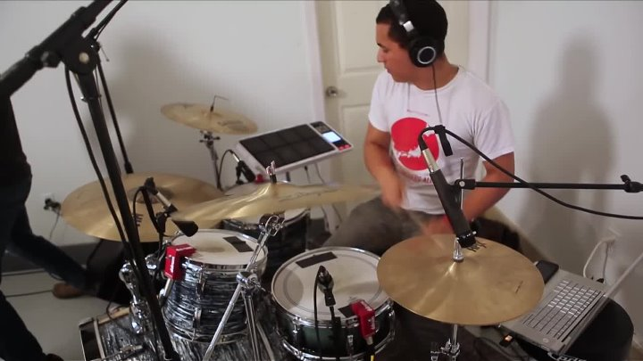 Skrillex - Scary Monsters And Nice Sprites (Live Cover by Pinn Panelle)