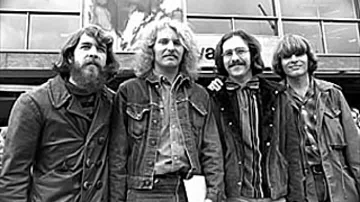 Creedence Clearwater Revival - Гордая Мэри