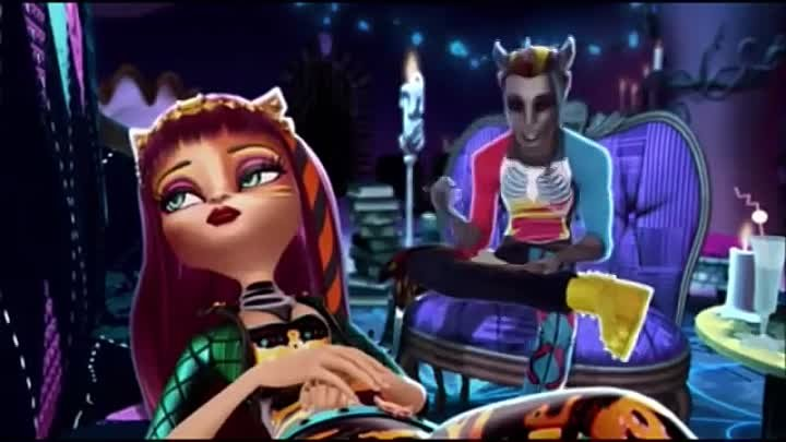 Monster High Freak Fusion Song - So Much Confusion