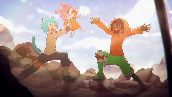 What if 'The Amazing World Of Gumball' was an anime