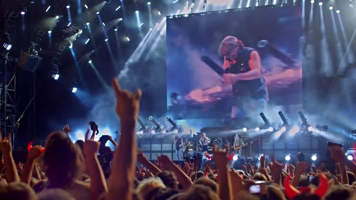 AC/DC - For Those About to Rock (We Salute You) - 2009 - Live At River Plate - Full HD 1080p - группа Рок Тусовка HD / Rock Party HD