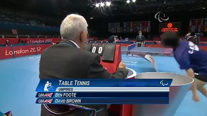 Table Tennis - HKG vs HKG - Women's Singles - Class 11 Gold Medal - London 2012 Paralympic Games