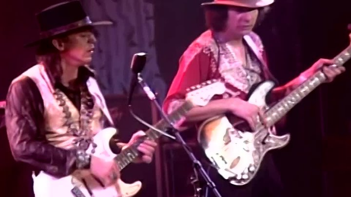 Stevie Ray Vaughan - Cold Shot 1985