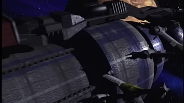 Вавилон-5.Сезон 2/Babylon 5.Season 2(3)The Geometry of Shadows (Геометрия теней)