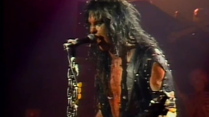 W.A.S.P. - I Wanna Be Somebody (Live at the Lyceum, London, UK. 1984)