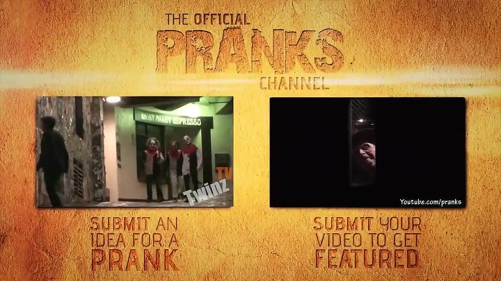 Scary Clowns In Real Life - Prank]]]]