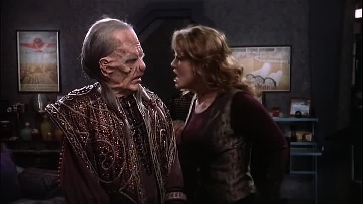 Вавилон-5.Сезон 2/Babylon 5.Season 2(12) Acts of Sacrifice (Жертвоприношения)