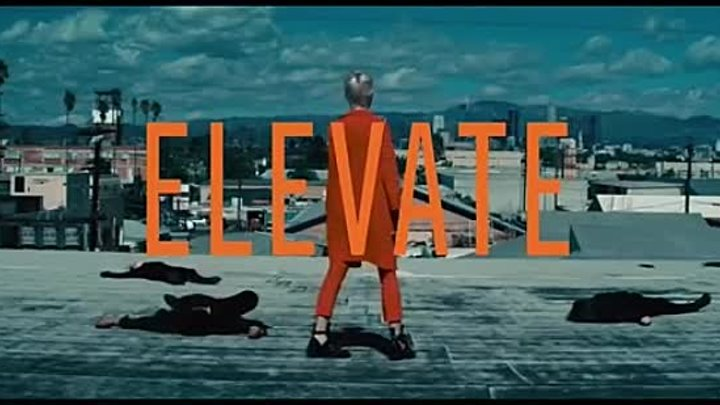 (2019) Papa Roach - Elevate (Official Music Video)