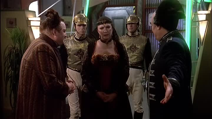 Вавилон-5.Сезон 3/Babylon 5.Season 3(9)Point of No Return(Возврата нет)