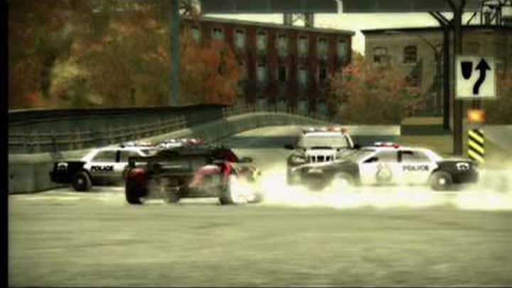 Need for speed most wanted: trailer