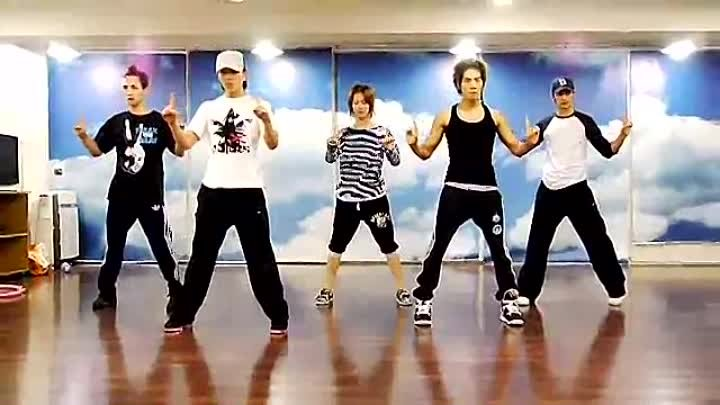 SHINee(샤이니) LUCIFER (Only Dance Ver.)