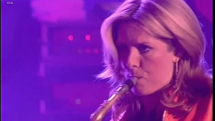 Candy Dulfer & Dave Stewart - Lily Was Here (1989)
