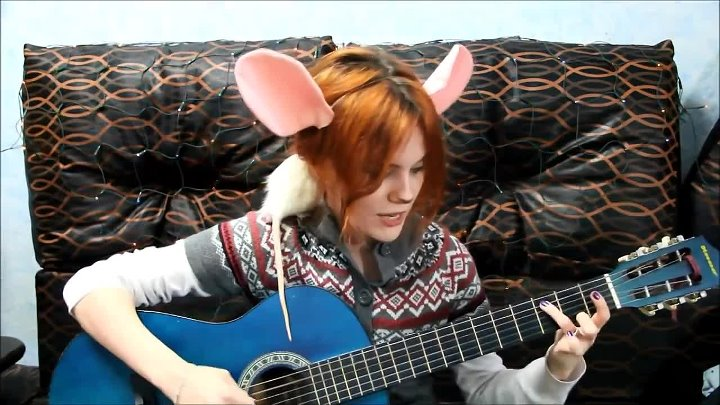 Pinky and the Brain Russian Cover