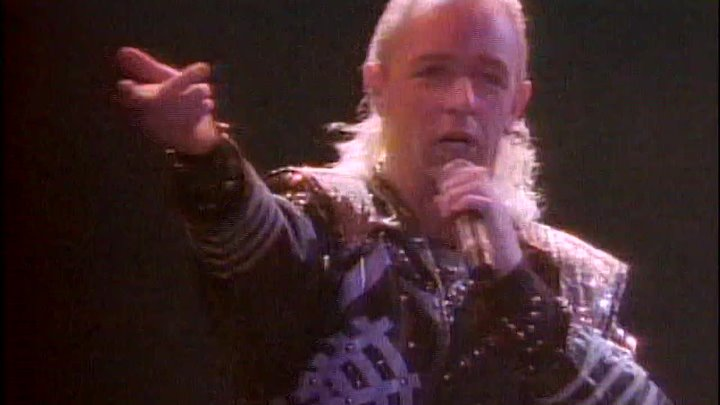 Judas Priest - Out In The Cold (Live at The Reunion Arena, Dallas, USA, 1986)