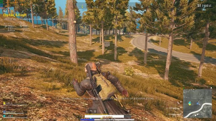 И ЕЩЁ ОДИН ТЕСТ (1440p).... PLAYERUNKNOWN'S BATTLEGROUNDS