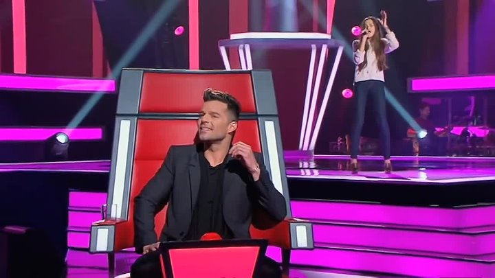 Kaity Dunstan Sings Brand New Key- The Voice Australia Season 2