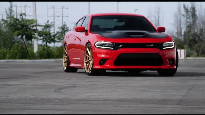 Dodge Charger Scat Pack - Коробка Передач™