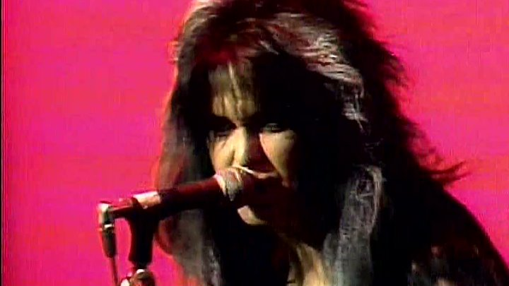 W.A.S.P. - On Your Knees (Live at the Lyceum, London, UK. 1984) Full HD 1080p.