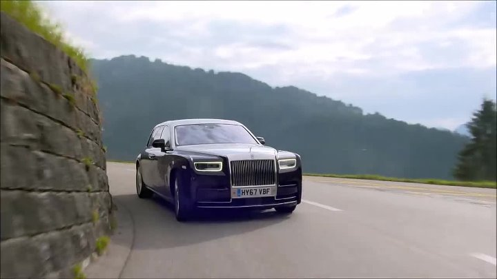 2019 Rolls Royce Phantom vs 2019 Aurus Senat – Коробка Передач™