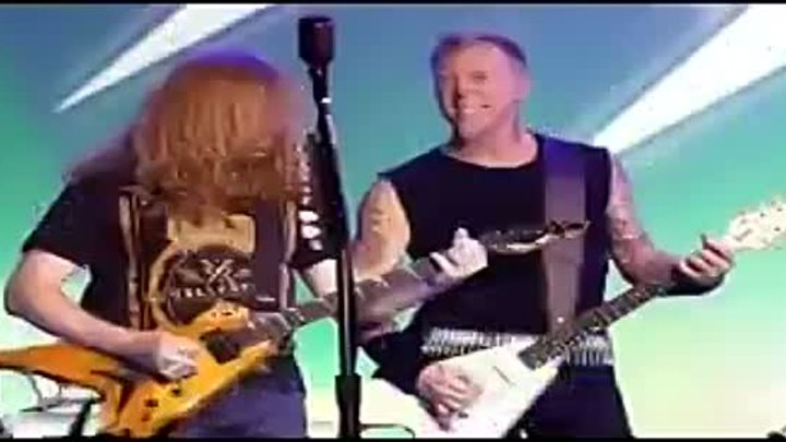 Phantom Lord - Jump in the Fire - Metallica Mustaine @ Fillmore 2011 - clean audio