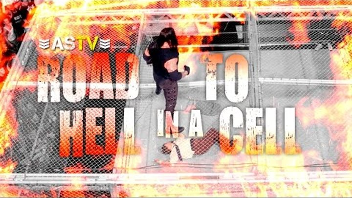 Road to Hell in a Cell 2015
