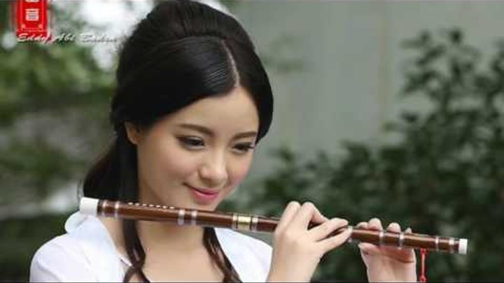 Beautiful Chinese music Instrument Endlesslove 10 different songs موسيقى صينية خليط لاشهر الاغاني ا
