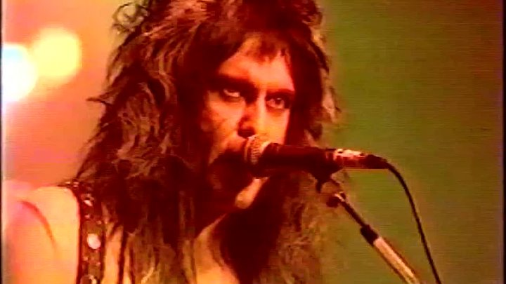 W.A.S.P. - Inside The Electric Circus ( Live at the Town & Country Club, London, 1986). Full HD 1080p.