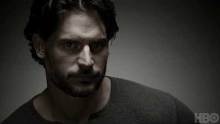 "True Blood Season 4 - Alcide Herveaux ""Screen Test"" (HBO)"