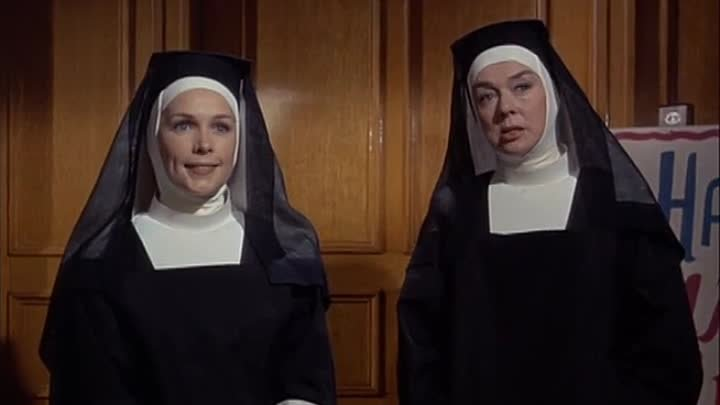 Where Angels Go Trouble Follows (1968) Rosalind Russell, Stella Stevens,