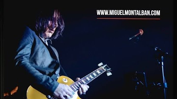 Miguel Montalban - Sloe Gin (Live in Vienna) Guitar solo