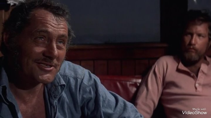 Harrowing Recollection of Sharks After the Sinking of the USS Indianapolis ( Jaws )