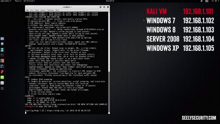 957218 - 28 - Demo Explore how to use NMap