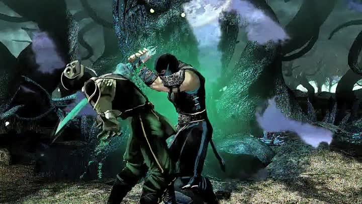 Mortal Kombat 9 - Sub Zero | gameplay trailer [HD] OFFICIAL Trailer MK9 (2011)