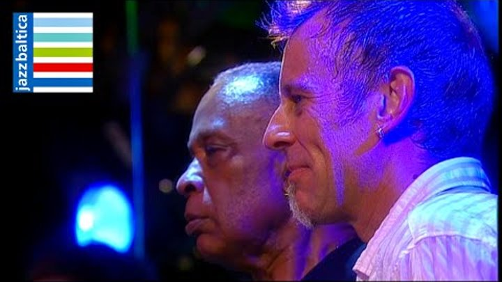 Bobby Hutcherson / Joe Locke ''Homage to Milt Jackson'' - JazzBaltica 2007