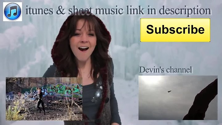 Lindsey Stirling - Crystallize (Dubstep Violin)