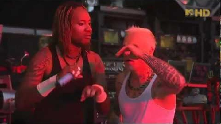 The Prodigy - Poison (HD) LIVE @ Rock am Ring 2009