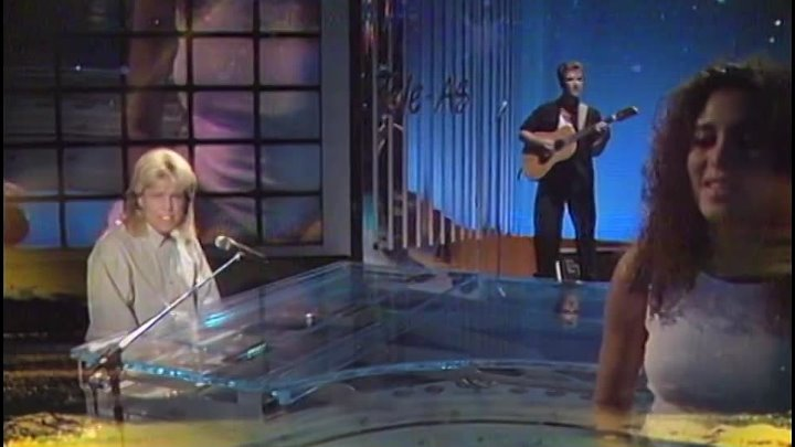 Blue System - Sorry Little Sarah (ZDF Tele-As 01.10.1987)