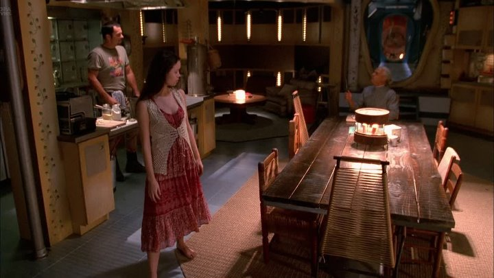Firefly Ep. 14 - Objects in Space (2002) BDRip 1080p [HEVC] 10bit